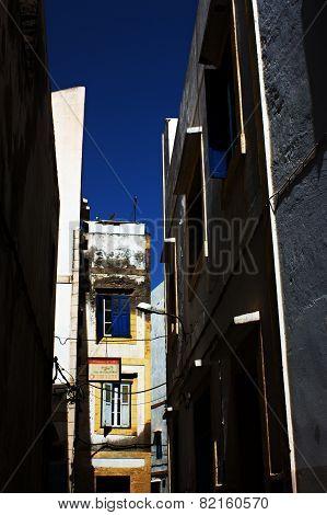 Ancient streets of the Medina