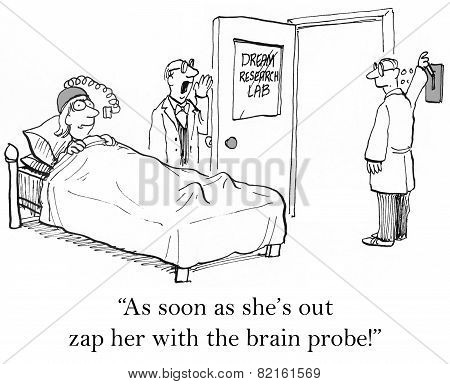 Brain Probe