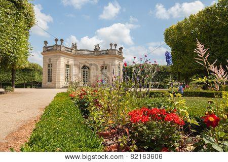 Le Petit Trianon In Versailles