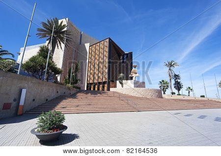 Auditorium Las Palmas Gran Canaria