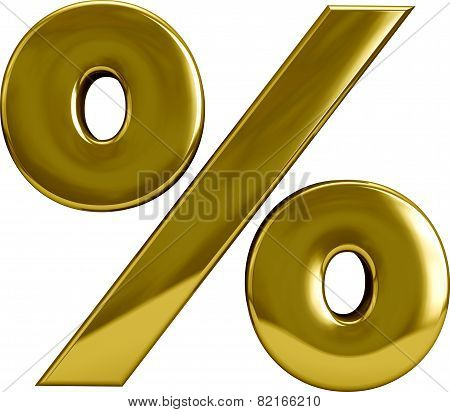 Gold Percentage Sygn