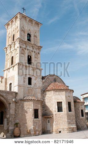 Saint Lazarus Christian Church At Larnaca, Cyprus