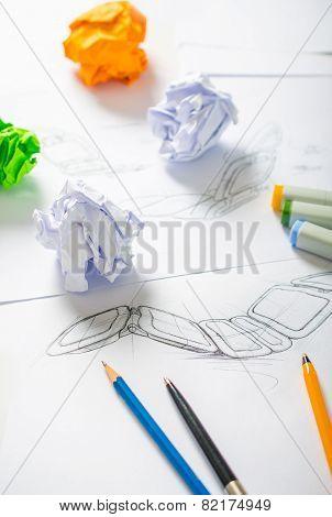 Designer Drawing