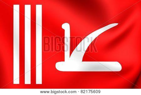 Flag Of Jammu And Kashmir