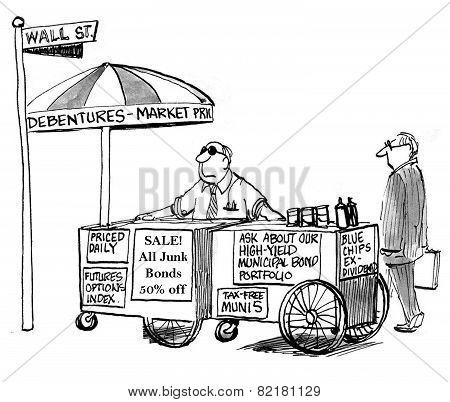 Stock Broker Kiosk