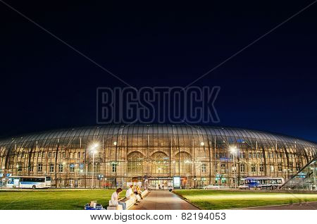 Gare De Strasbourg- Strasbourg- Train -station