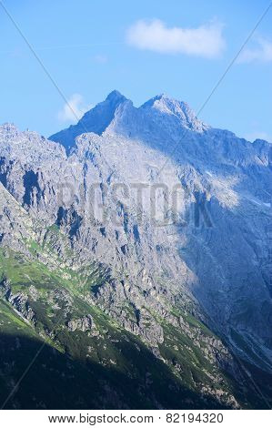 Tallest Mountain In Poland