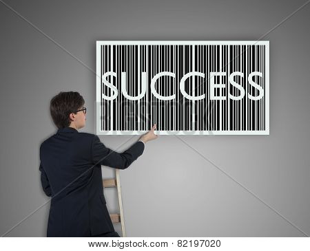 Success Barcode