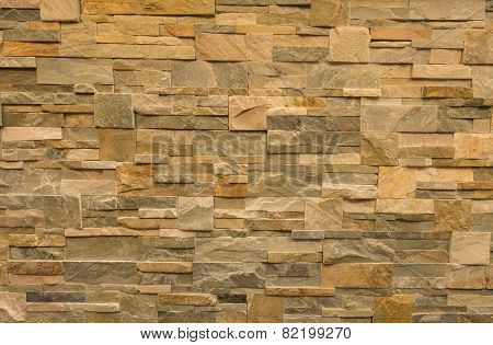 Marble Wall with irregular patterns