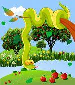 image of garden eden  - Garden of Eden - JPG