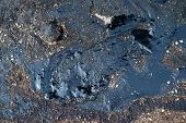 picture of crude  - this is crude oil contaminate to environment - JPG