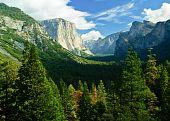 Yosemite National Park, Scenic Landscape