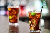 pic of oz  - Cuba libre is a famouse cuban cocktail. It is made of: