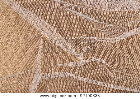 Texture Of Tulle