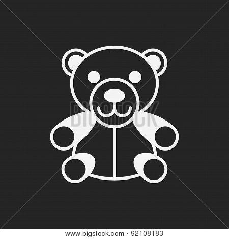 Bear Doll Icon