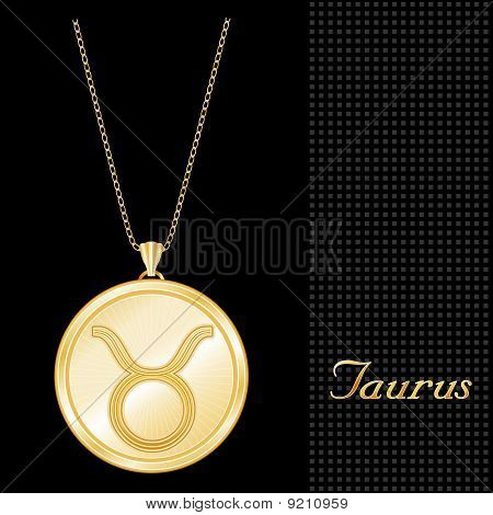 Taurus Medallion