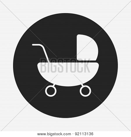 Baby Carriages Icon
