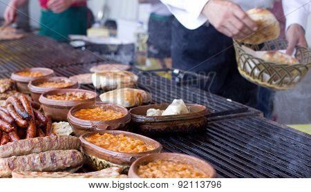 Balkan Fast Food