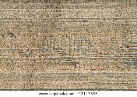 Abstract sand layers background texture