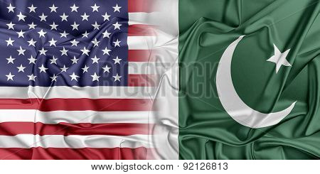 USA and Pakistan