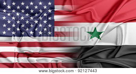 USA and Syria