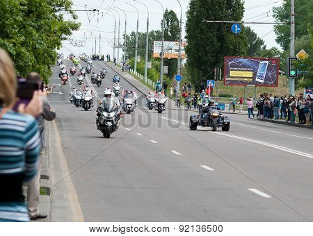 International Festival Of Bikers.