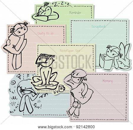 Notepaper Set