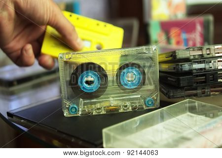 Compact Audio Cassettes