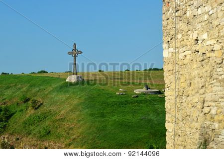 Cross And Fortress