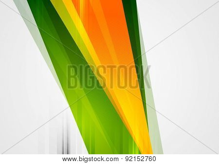 Bright colorful contrast background. Vector design