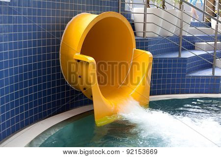 Outlet  Waterslide