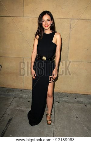 LOS ANGELES - MAY 6:  Celina Jade at the