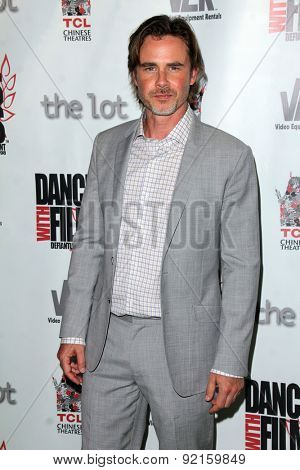 LOS ANGELES - MAY 31:  Sam Trammell at the