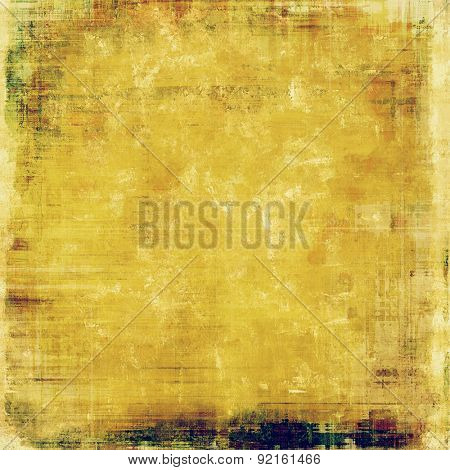 Beautiful antique vintage background. With different color patterns: yellow (beige); brown; purple (violet)