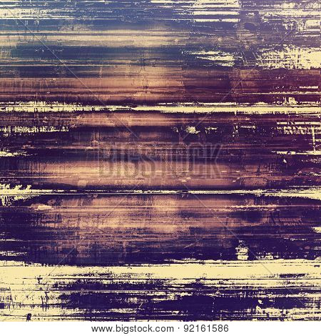 Antique vintage background. With different color patterns: yellow (beige); gray; blue; purple (violet)