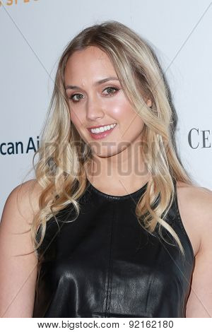 LOS ANGELES - MAY 31:  Naomi Kyle at the 2015 Sports Spectacular Gala at the Century Plaza Hotel on May 31, 2015 in Century City, CA