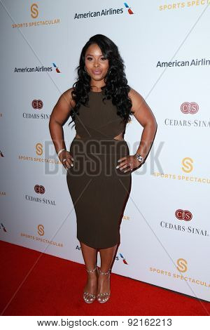 LOS ANGELES - MAY 31:  Mechelle Epps at the 2015 Sports Spectacular Gala at the Century Plaza Hotel on May 31, 2015 in Century City, CA