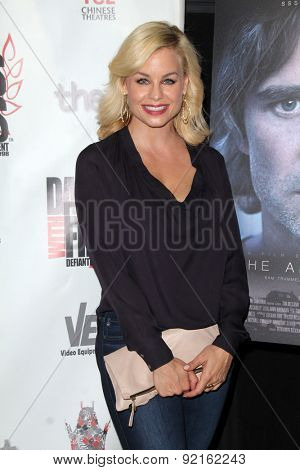 LOS ANGELES - MAY 31:  Jessica Collins at the