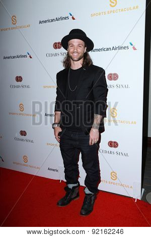 LOS ANGELES - MAY 31:  Louie Vito at the 2015 Sports Spectacular Gala at the Century Plaza Hotel on May 31, 2015 in Century City, CA
