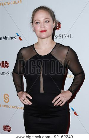 LOS ANGELES - MAY 31:  Erika Christensen at the 2015 Sports Spectacular Gala at the Century Plaza Hotel on May 31, 2015 in Century City, CA