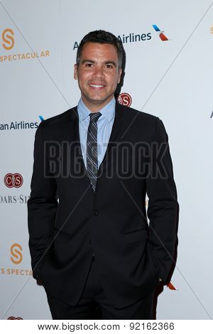 LOS ANGELES - MAY 31:  Cash Warren at the 2015 Sports Spectacular Gala at the Century Plaza Hotel on May 31, 2015 in Century City, CA
