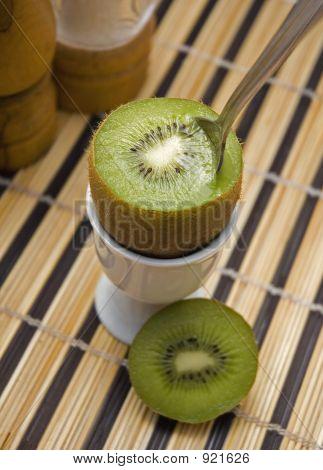 Kiwi For Breakfast