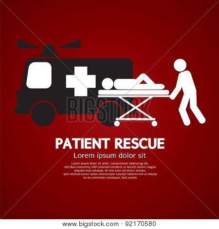 Patient Rescue Symbol.