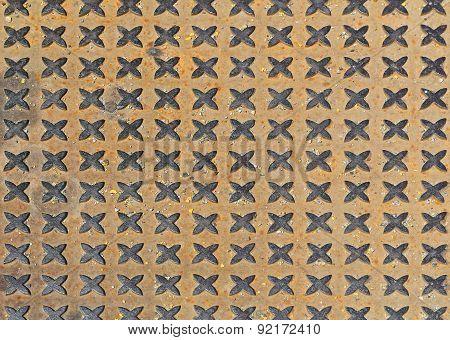 X Iron Texture