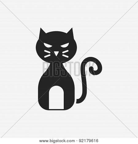 Halloween Cat Icon