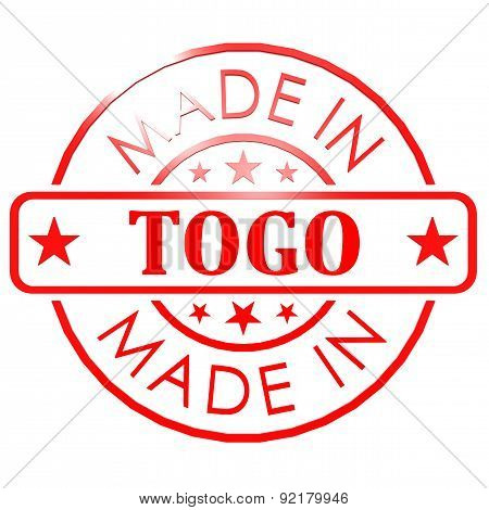Made In Togo Red Seal