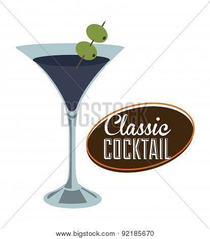 drink design over white background vector illustration