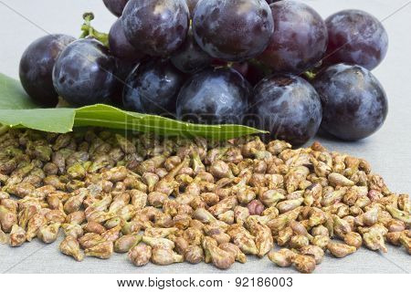 Garpe Seed And Grape