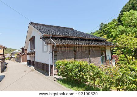 Aoyama Residence Of Iwami Ginzan, Omori, Japan. Unesco Site