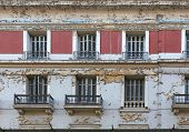 picture of neglect  - Neglected and Abandoned Building Urban Decay in Athens Greece - JPG